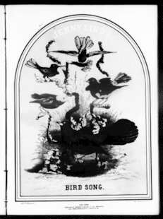 Jenny Lind's celebrated bird song