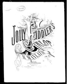Jolly fiddlers' galop
