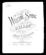 Welcome spring gallop