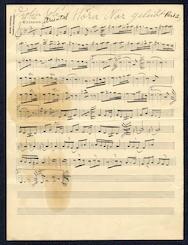 Hora nor geleibt, violin solo Oriental part 2 | Library of
