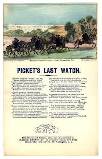 Picket's last watch