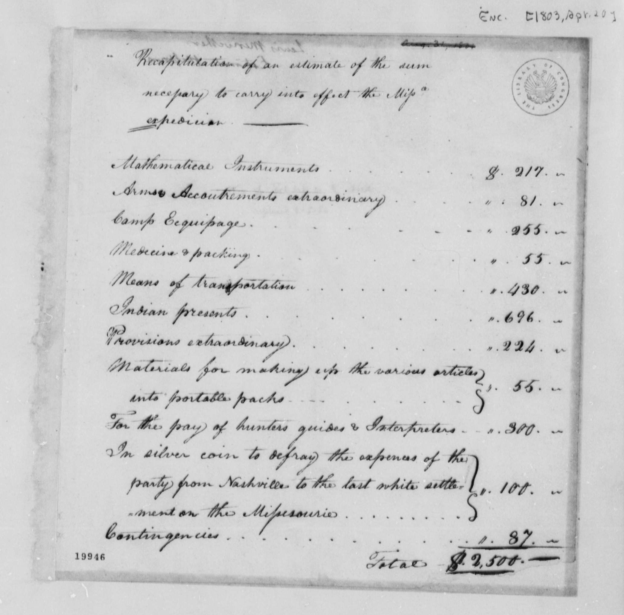 search results for thomas jefferson papers 1606 to 1827 search results for thomas jefferson papers 1606 to 1827 meriwether lewis correspondence library of congress