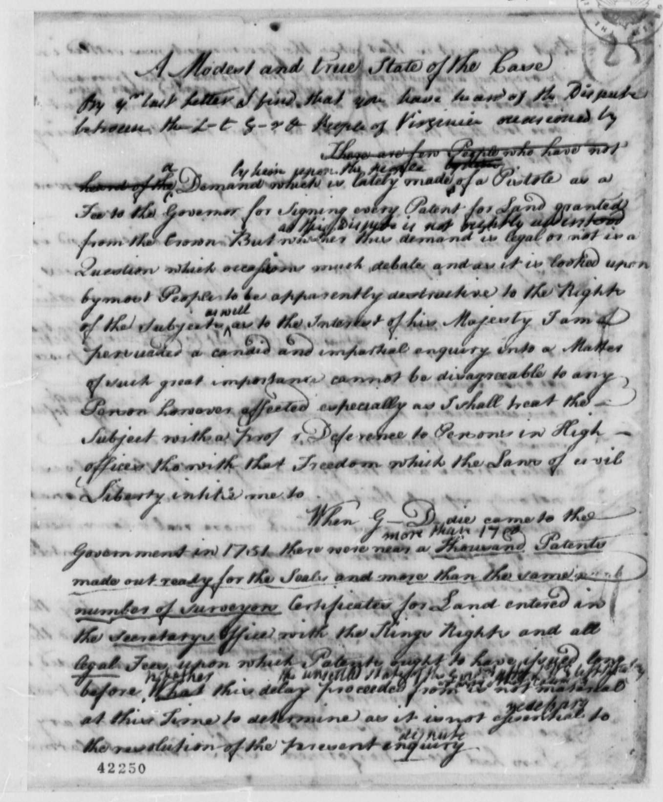 Thomas jefferson paper
