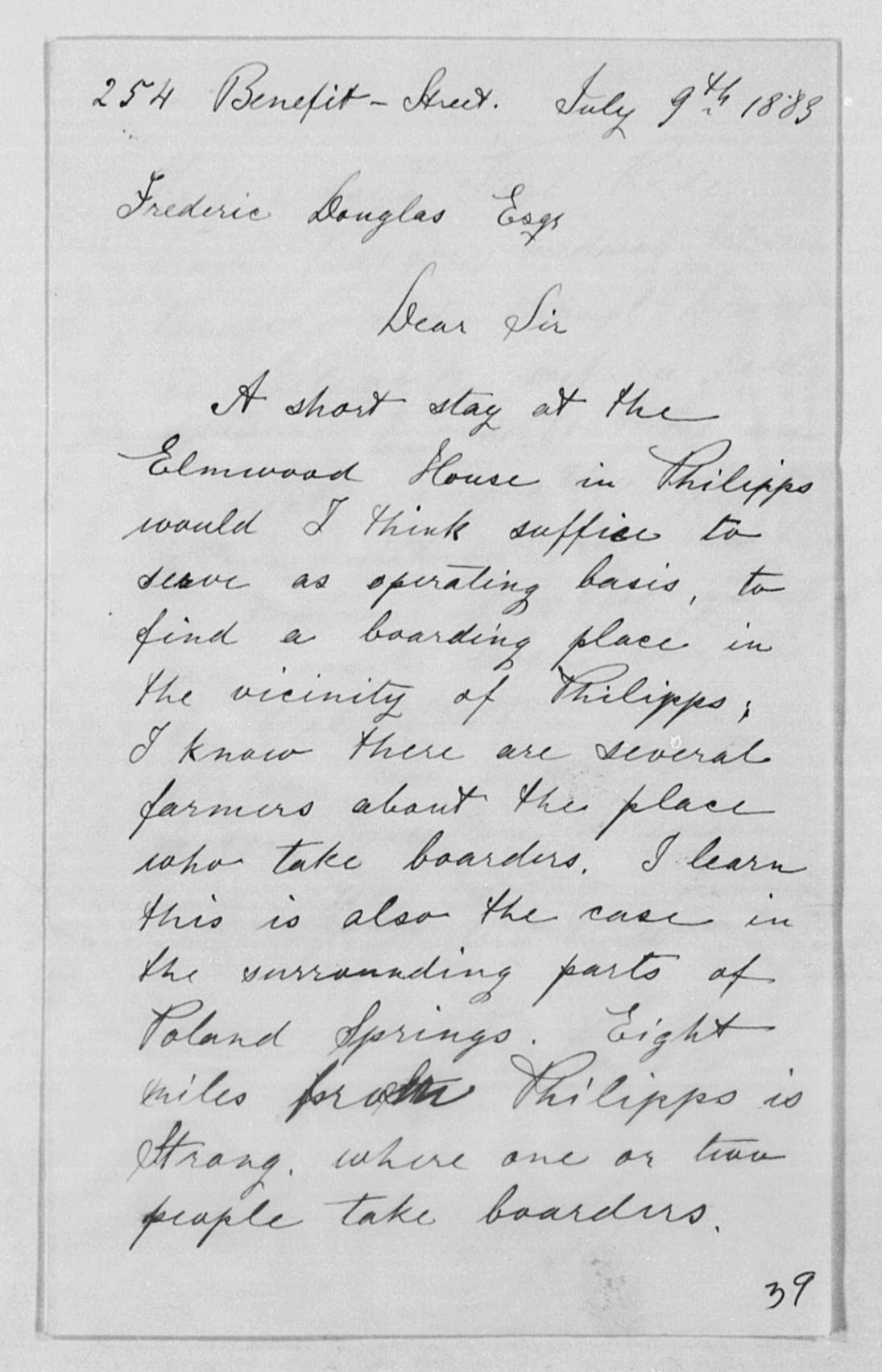 frederick douglass papers Term paper on frederick douglass frederick douglass was born a slave in 1817 as frederick bailey on a farm in tuckahoe close to easton town in talbot count maryland.