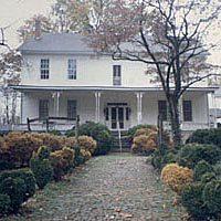 Wheeler Home, c. 1870