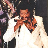 Bobby Rush performing at King Biscuit Blues Festival