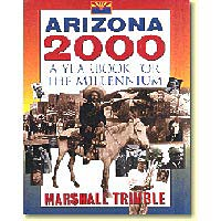 Book Jacket of Trimble's Book: Arizona 2000