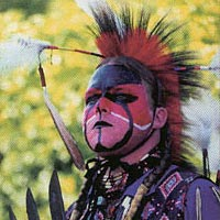 Redhawk, Native American Indian