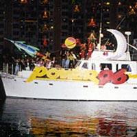 Winterfest Boat Parade, 1996