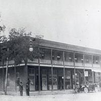 Old Dunnellon Hotel, c. 1900