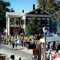 Gold Rush Days in Dahlonega,1999