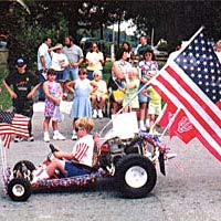 1998 Pekin Fourth of July Parade