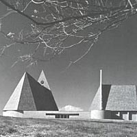 First Baptist Church - Harry Weese, Architect