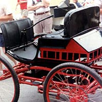 1894 Haynes, the pioneer auto of Elwood Haynes