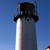 Chatham Lighthouse, built 1877