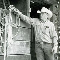 Howard Moss, Cowboy - Dixon, MT