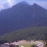 McRae Meadows during Grandfather Mountain Highland Days