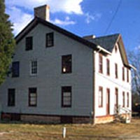White Horse Inn, 1999, one of the last remaining inns in Pine Barrens