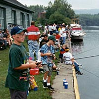 Youth Fishing Derby, 1999