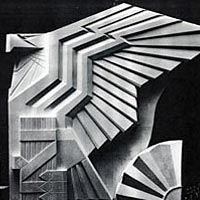 Eagle relief, Federal Office Building, New York, 1935