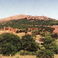 Holy City of the Wichitas - Oklahoma Grounds.