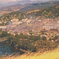 Roseburg, Oregon - Subject of student reports