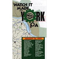 """Watch It Made in York"" Logo"