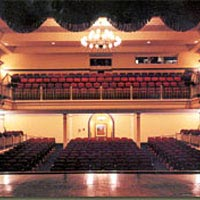 Newly renovated Newberry Opera House