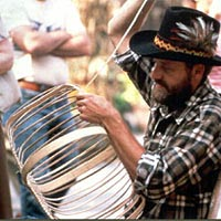 Basketmaker, Market Square, Knoxville, ca. 1985
