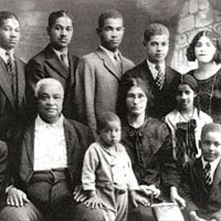 Ellis Family Portrait, 1928
