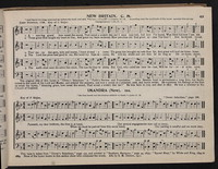 Original sacred harp (Denson revision): the best collection of sacred songs, hymns, odes, and anthems, over offered the singing public for general use. [hymnal]