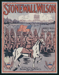 Stonewall Wilson [Sheet music]