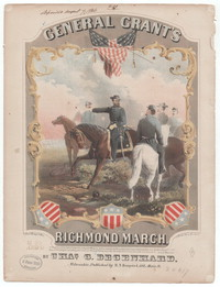 General Grant's Richmond march [sheet music]