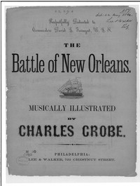 The Battle of New Orleans [sheet music]