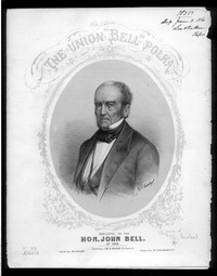 The Union Bell polka [sheet music]