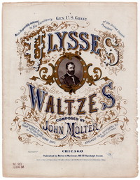 Ulysses waltzes [sheet music]