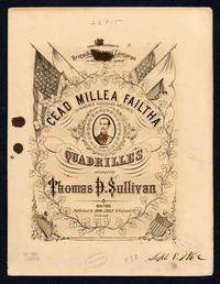 Cead millea failtha, quadrilles [sheet music]