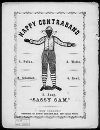Happy contraband schottisch [sheet music]