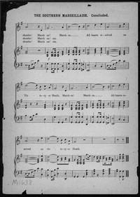 The Bonnie blue flag [sheet music]