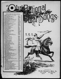The Sword of Bunker Hill [sheet music]