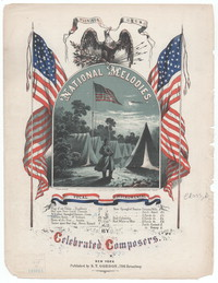 Still float spangled banner [sheet music]