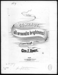 Comrade, all around is brightness! [sheet music]