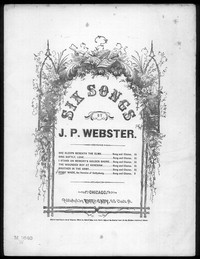 Jenny Wade, the heroine of Gettysburg [sheet music]