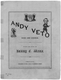 Andy veto [sheet music]