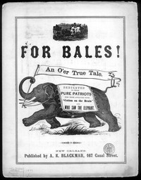 For bales [sheet music]