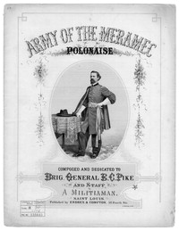 Army of the Meramac, polonaise [sheet music]