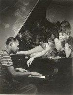 Katherine Dunham in Le Jazz Hot, originally presented in 1939 [photograph]