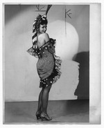 Katherine Dunham in Tropical Revue (1943), at New York's Martin Beck Theatre [photograph]