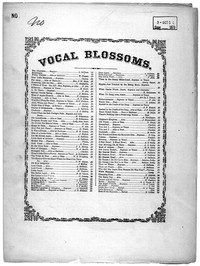 Home so blest [sheet music]