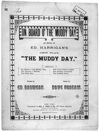 On board o' the Muddy Day [sheet music]